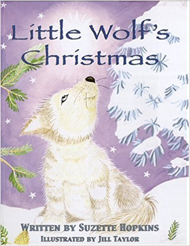 Book Cover: Little Wolf's Christmas